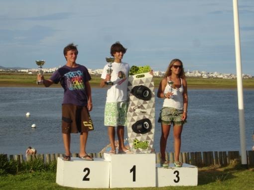 podio juniores